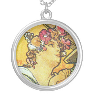 Classic Painting Custom Necklace