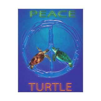 Classic peace sign