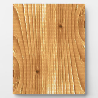 Classic Pine Untreated Wood Plaque