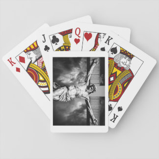Classic Playing Cards - Jesus On A Cross