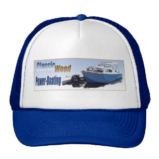 Classic Power-Boating Cap