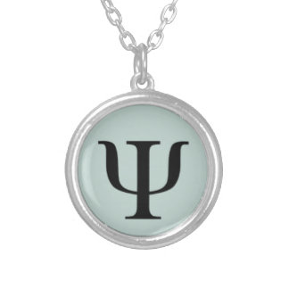 Classic Psychology Symbol Necklace