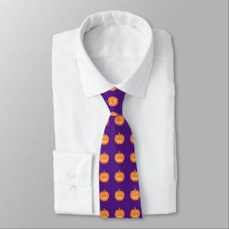 Classic Pumpkin Tie