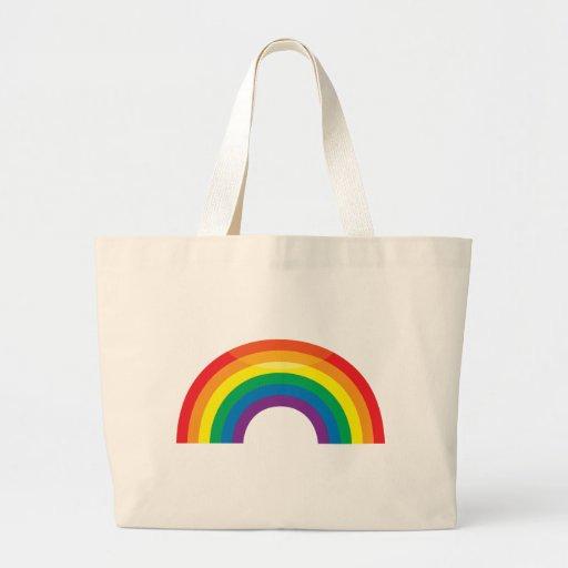 Classic Rainbow Tote Bag