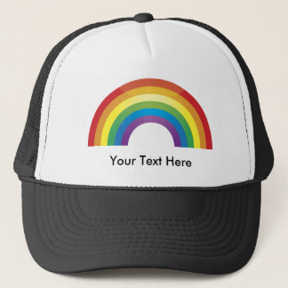 Classic Rainbow Hats - Custom Personalized
