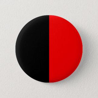 Classic Red & Black 6 Cm Round Badge