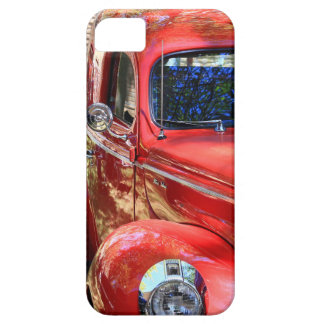 Classic Red Car iPhone 5 Cases