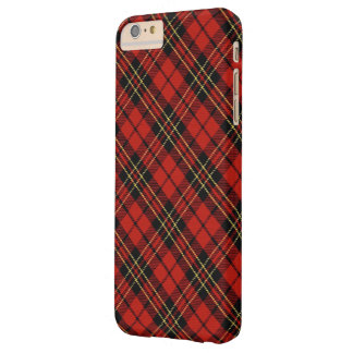 Classic Red Tartan iPhone 6/6S Plus Barely There Barely There iPhone 6 Plus Case