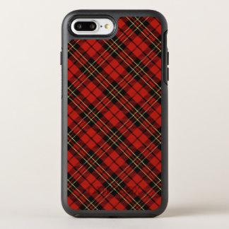 Classic Red Tartan iPhone X/8/7 Plus Otterbox Case