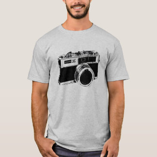 Classic Retro Camera T-shirt