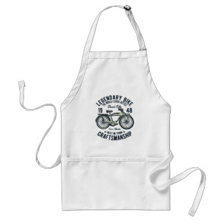 Classic Ride Bicycle Legendary Bike Craftsmanship Standard Apron