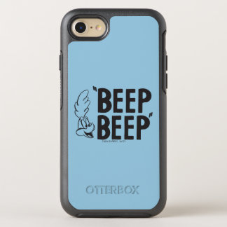 "Classic ROAD RUNNER™ ""BEEP BEEP"" OtterBox Symmetry iPhone 8/7 Case"