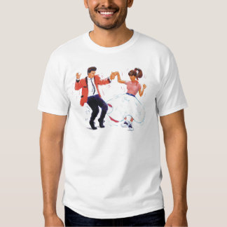 Classic Rock and Roll  Jive Dancing Shirts