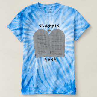 Classic Rock (tie dye) T-Shirt