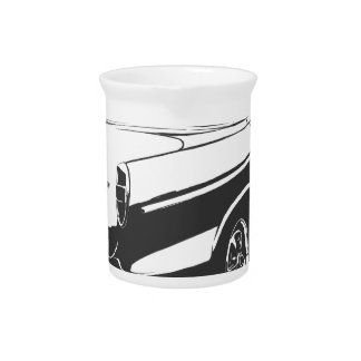 Classic Rover P5 Drink Pitchers