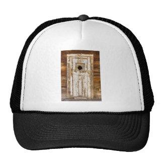 Classic Rustic Rural Worn Old Barn Door Hat
