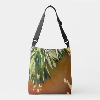 Classic Sage Crossbody Bag