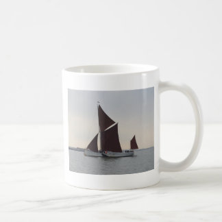 Classic Sailing Barge Coffee Mug