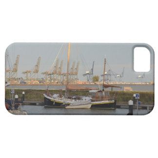 Classic Sailing Barge Stenoa iPhone 5/5S Cover