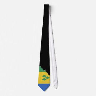 Classic Saint Vincent Flag Tie