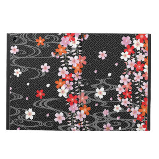 Classic Sakura Kimono Pattern iPad Air Case