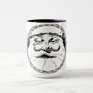 Classic Santa Claus Mug
