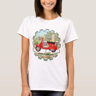 Classic_Scooter_1960's T-Shirt