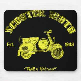 Classic Scooter Mousepad