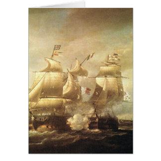 Classic Sea Battle 1 Card