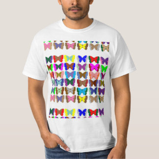 Classic silhouette an affordable Basic Butterfly T-Shirt