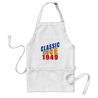 Classic Since 1949 Standard Apron