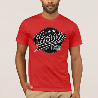 Classic Since 1976 T-Shirt