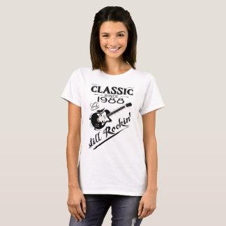 Classic Since 1988-Still Rockin' T-Shirt