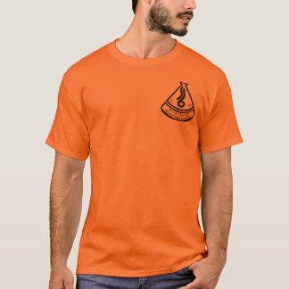 Classic Skinner Brothers orange t-shirt