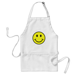 Classic Smiley Standard Apron