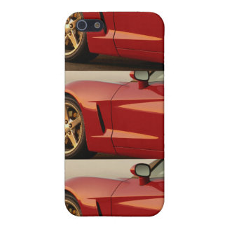 Classic Split Window Cars Case For iPhone 5/5S