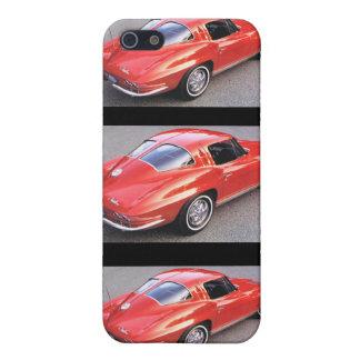 Classic Split Window Cars iPhone 5/5S Case