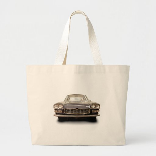 Classic Sports Car Canvas Bags