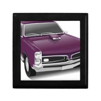 Classic Sports Car Gift Box