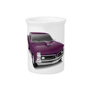 Classic Sports Car Pitcher