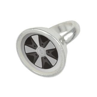 Classic sports car racing wheel used on 911
