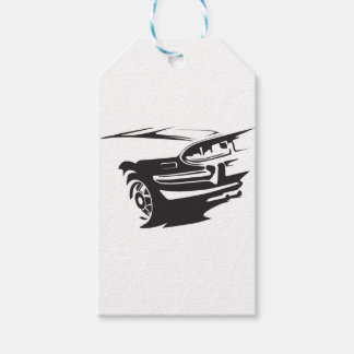 Classic Stag detail Gift Tags