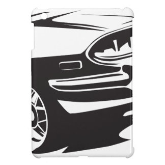 Classic Stag detail iPad Mini Cover
