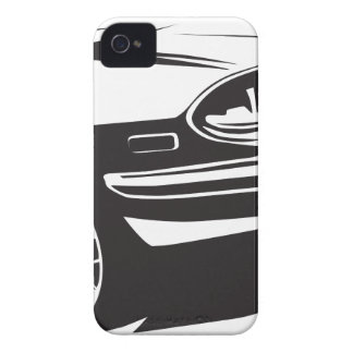 Classic Stag detail iPhone 4 Case