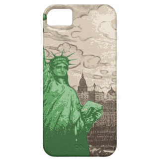 Classic Statue of Liberty Barely There iPhone 5 Case