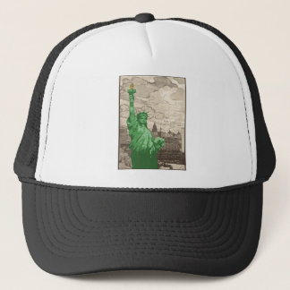 Classic Statue of Liberty Trucker Hat