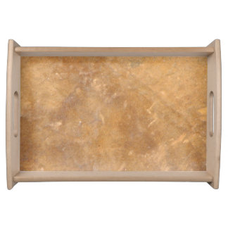 Classic Stone Look Serving Tray