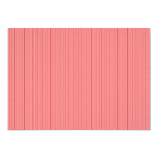 CLASSIC STRIPES CLEVER CORAL BACKGROUNDS TEMPLATE INVITES