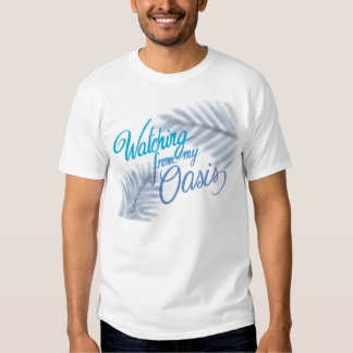 Classic t-shirt that puts you at peace