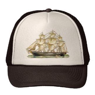 Classic Tall Ship Cap
